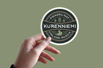 Выбран логотип проекта «Кюренниеми – культурная ценность России и Финляндии через тропу Микаэла Агриколы»