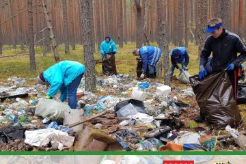 Проект «Чистые особо охраняемые природные территории»