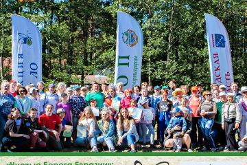 150 волонтеров и 5 тонн мусора: ВООП провело масштабную уборку на берегу Ладожского озера